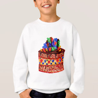 Chocolate Cake 2 Sweatshirt