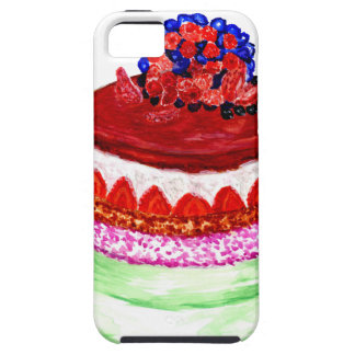 Chocolate Cake 3 iPhone 5 Case