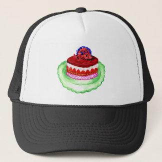 Chocolate Cake 3 Trucker Hat