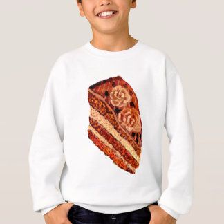 Chocolate Cake 4 Sweatshirt