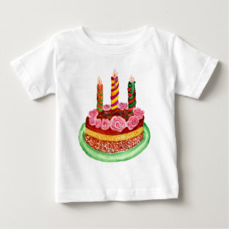 Chocolate Cake Baby T-Shirt