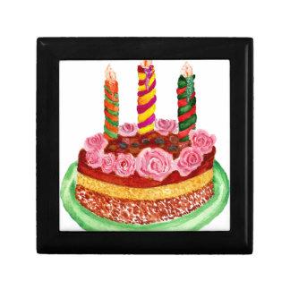 Chocolate Cake Gift Box