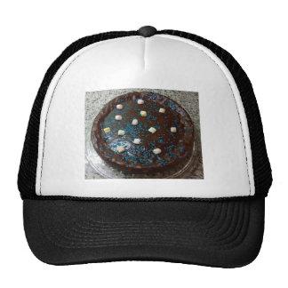 Chocolate cake trucker hat