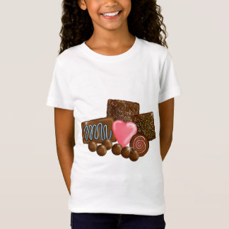 Chocolate  Candy Confections T-Shirt