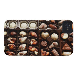 Chocolate Candy iPhone 4 Case-Mate Cases