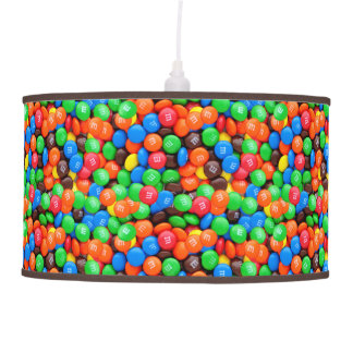 Chocolate candy M&Ms sweets Hanging Lamps
