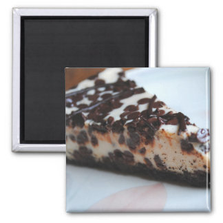 Chocolate Chip Cheese Cake Magnet