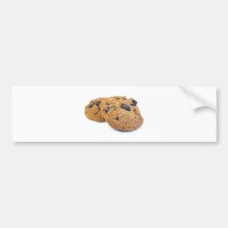 Chocolate Chip Cookie Bumper Sticker
