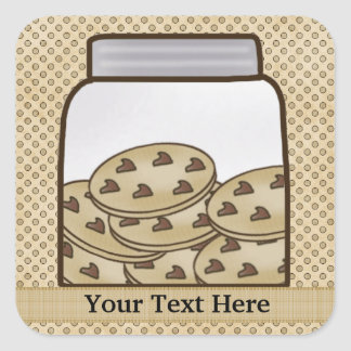 Chocolate Chip Cookie Food sticker