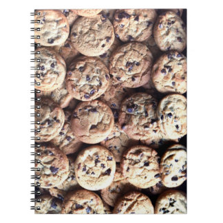 Chocolate Chip Cookie Notebook