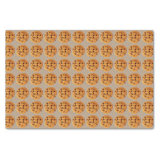Chocolate Chip Cookies Tissue Paper