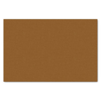 Chocolate-Colored Tissue Paper