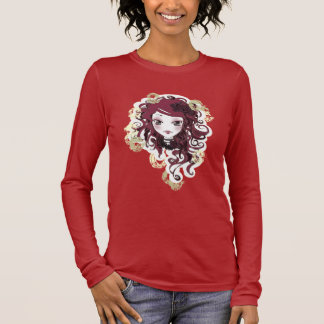 Chocolate Coraline Long Sleeve T-Shirt