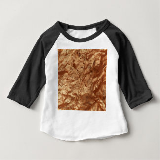 Chocolate cover of a cake baby T-Shirt