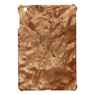 Chocolate cover of a cake iPad mini covers