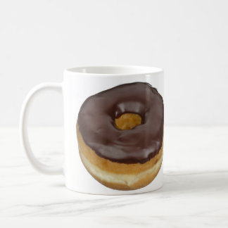 Chocolate Covered Donut Mug