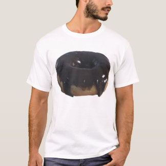Chocolate Covered Donut T-Shirt