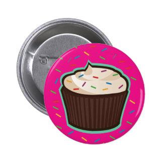 Chocolate Cupcake Pin