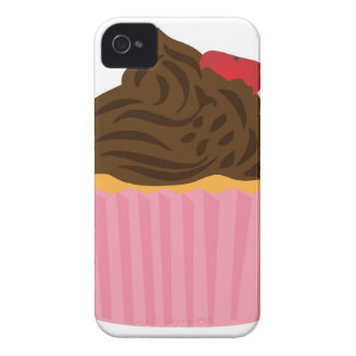 Chocolate Cupcake Case-Mate iPhone 4 Case