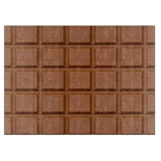 Chocolate Cutting Board