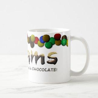 Chocolate Dipped Dreams Coffee Mugs