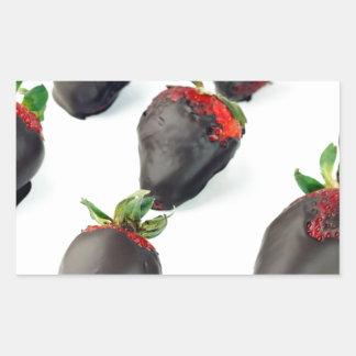 Chocolate Dipped Strawberries Sticker