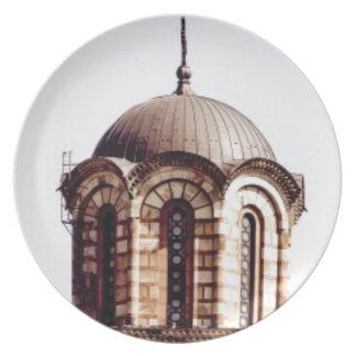 chocolate dome plate