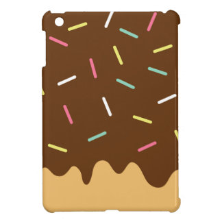 Chocolate Donut iPad Mini Cases