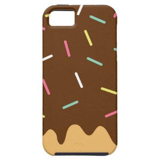 Chocolate Donut iPhone 5 Cases