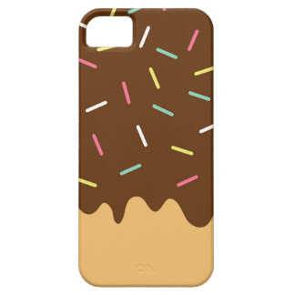 Chocolate Donut iPhone 5 Covers