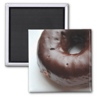 Chocolate Donut Magnet