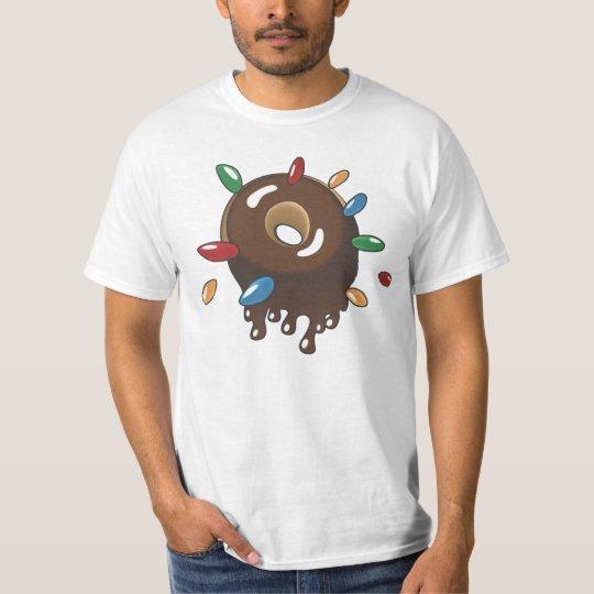 Chocolate Doughnut w/Sprinkles T-Shirt