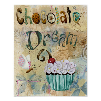 Chocolate Dream 16x20 Poster