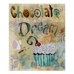 Chocolate Dream 20x24 Poster