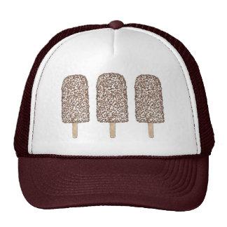 Chocolate Eclair Ice Cream Popsicles Popsicle Hat
