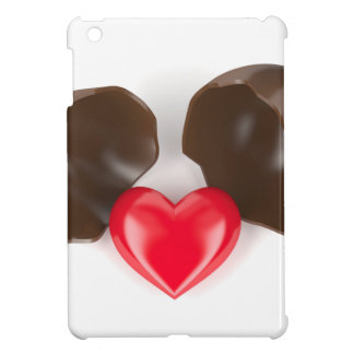 Chocolate egg and heart case for the iPad mini