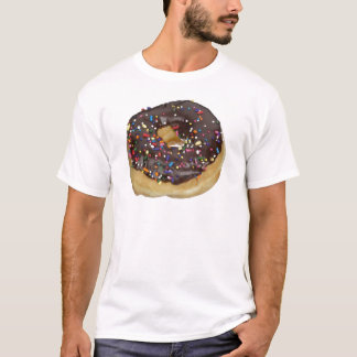 Chocolate Frosting Donut T-Shirt