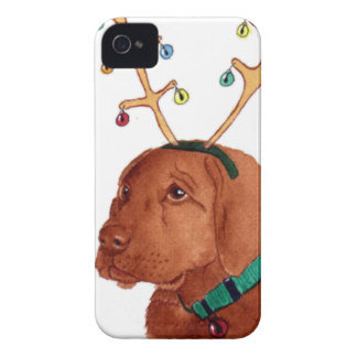 Chocolate Holiday Lab Case-Mate iPhone 4 Case