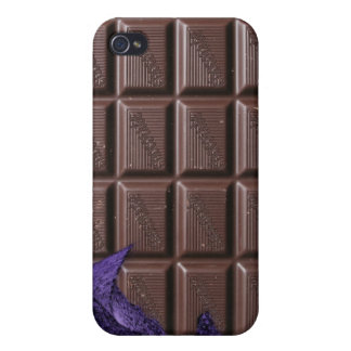 chocolate i - chocolate candy bar  iPhone 4/4S cover