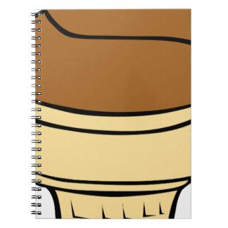 Chocolate Ice Cream Drawing Notebooks