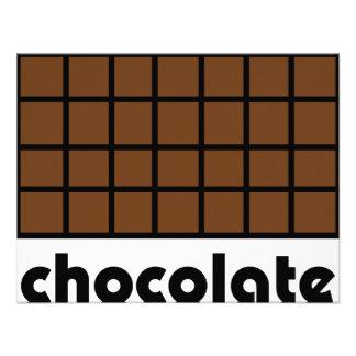 chocolate icon custom announcements