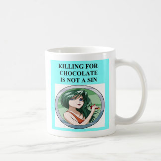 chocolate is not a sin, chocolate is not a sin coffee mug