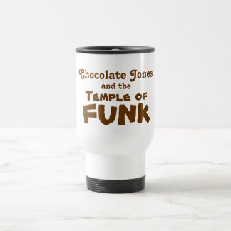 Chocolate Jones Travel Mug