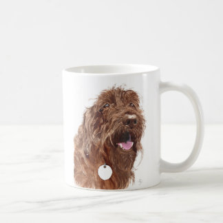 Chocolate Labradoodle #1 Mug