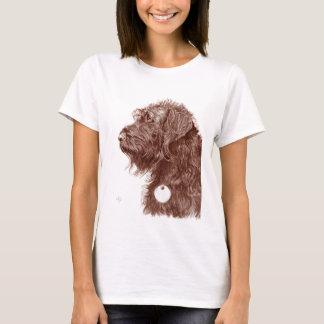 Chocolate Labradoodle T-Shirt