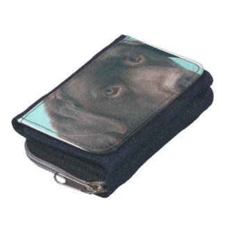 Chocolate Labrador Wallet