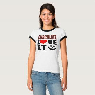 Chocolate Love It T-Shirt
