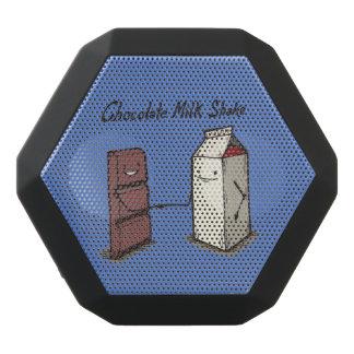 Chocolate milk shake black bluetooth speaker