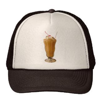 Chocolate Milkshake Trucker Hats