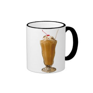 Chocolate Milkshake Coffee Mugs